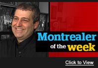 Click to view Robert Barake featured on CBC News Montrealer of the Week
